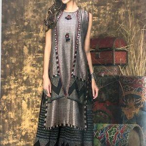 Designer dresses for women indo western